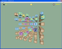 3D Minefield is a powerful 3D minesweeper game!